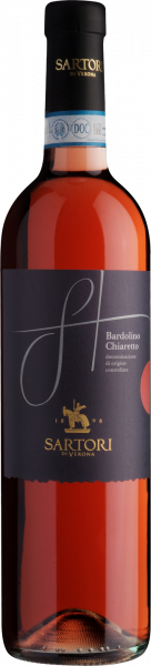 Bardolino Chiaretto DOC Sartori Venetien wein kaufen münchen | Saffer's WinzerWelt