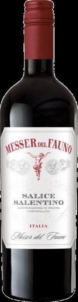 Salice Salentino DOC Messer del Fauno Apulien Rotwein trocken