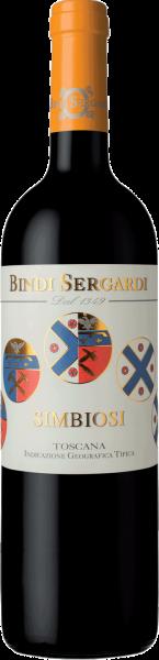Simbiosi IGT Toscana Bindi Sergardi Rotwein trocken | Saffer's WinzerWelt