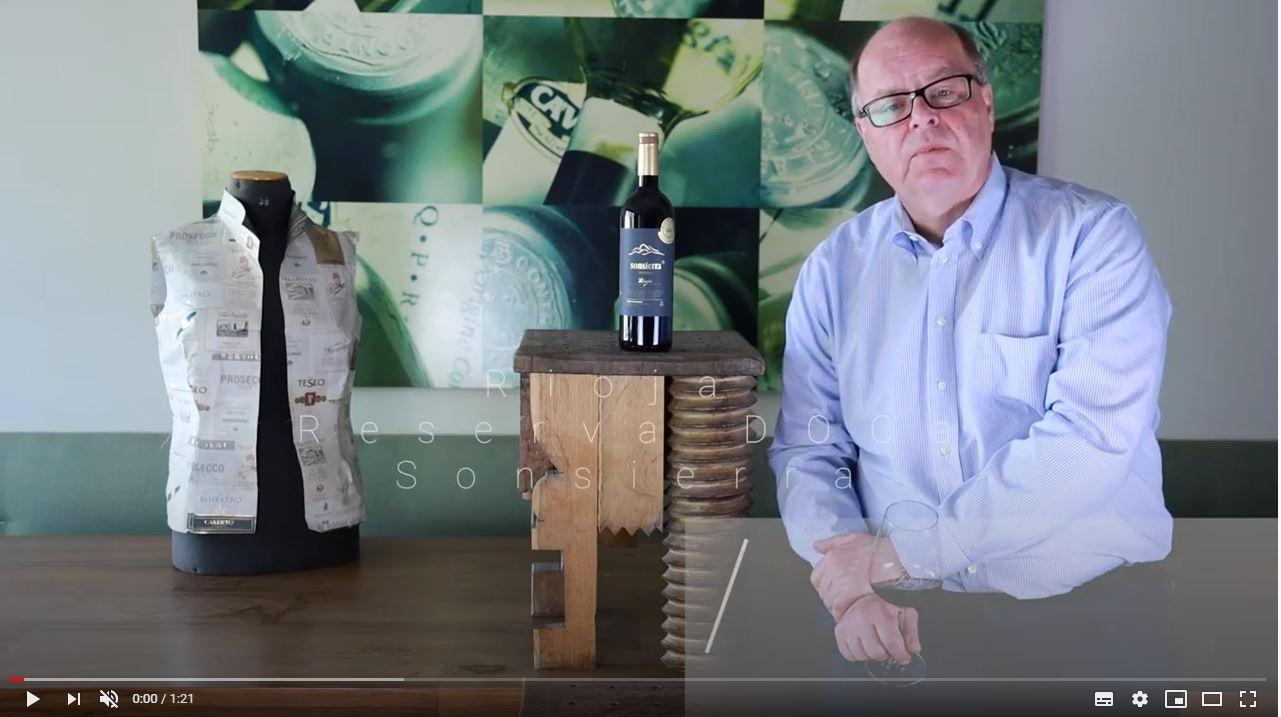 Rioja Reserva DOCa Sonsierra Rotwein trocken