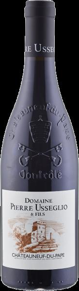 Usseglio Cuvée Tradition AOC Châteauneuf-du-Pape Rhône-Tal Rotwein trocken