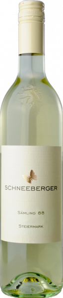 Sämling 88 Steiermark QUW Schneeberger Weißwein halbtrocken