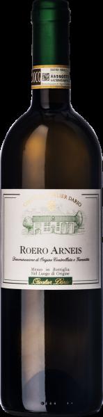Roero Arneis DOCG Bersano Cavalier Dario Piemont Weißwein trocken