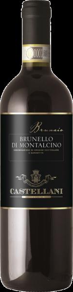 Brunello di Montalcino DOCG Brunaio Castellani Toskana Rotwein trocken | Saffer's WinzerWelt