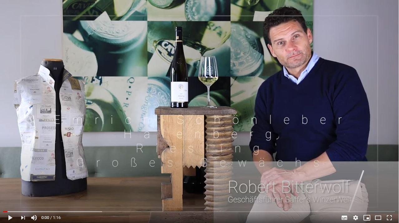 Emrich-Schönleber Halenberg Riesling trocken Großes Gewächs QbA Nahe Weißwein