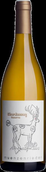Chardonnay Reserve QUW Münzenrieder Burgenland Weißwein trocken