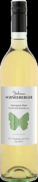 Sauvignon Blanc Steiermark DAC Schneeberger Weißwein trocken