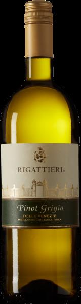 Pinot Grigio DOC delle Venezie 1,0l Rigattieri Venetien Weißwein trocken | Saffer's WinzerWelt