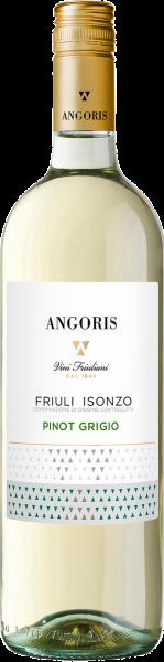 Pinot Grigio Isonzo Friuli DOC Angoris Friaul wein kaufen münchen | Saffer's WinzerWelt
