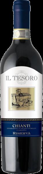 Chianti DOCG Riserva Il Tesoro Castellani Toskana Rotwein trocken | Saffer's WinzerWelt