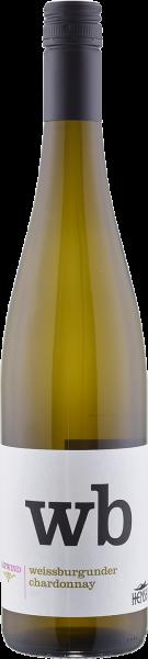 Hensel Aufwind Weißburgunder & Chardonnay trocken QbA Pfalz Weißwein | Saffer's WinzerWelt