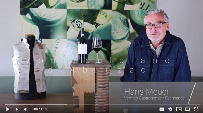 Montepulciano d´Abruzzo DOC Terra d´Aligi Spinelli Abruzzen wein kaufen münchen | Saffer's WinzerWelt