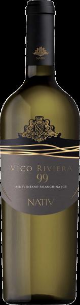 Falanghina Beneventano IGT Vico Riviera 99 Nativ Kampanien Weißwein trocken | Saffer's WinzerWelt