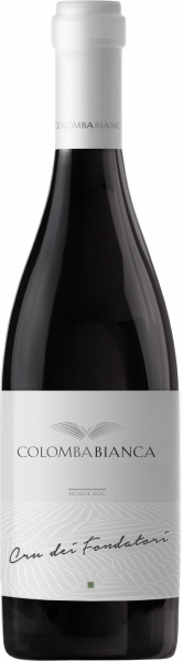 Cru dei Fondatori Bianco Sicilia DOC Colomba Bianca Sizilien Weißwein trocken