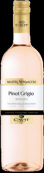 Pinot Grigio Rosato IGT delle Dolomiti Mastri Vernacoli Cavit Trentin wein kaufen münchen | Saffer's WinzerWelt