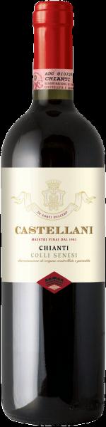 Chianti Colli Senesi DOCG Castellani Toskana Rotwein trocken | Saffer's WinzerWelt